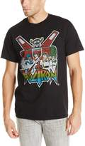 Freeze Men's Voltron Classic Group Shot Vintage Tee