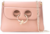 J.W.Anderson small Pierce bag - women - Calf Leather/Leather - One Size