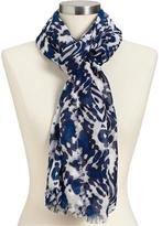 Old Navy Women's Printed Gauze-Fringe Scarves