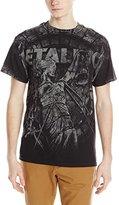 Bravado Men's Metallica Stoned Justice T Shirt