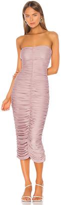 Norma Kamali Slinky Dress