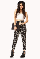 Forever 21 Total Tiger Trousers