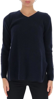 Max Mara 'S V-Neck Sweater