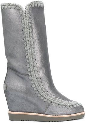 Mou high Eskimo boots