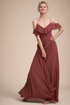 Anthropologie Mila Dress By in Purple Size 18