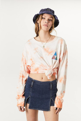 Urban Outfitters Denim Tennis Mini Skort