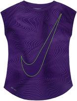 Nike Short-Sleeve Dri-FIT Tee - Preschool Girls 4-6x