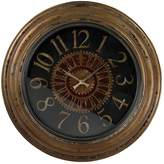 Sterling Le Grand Hotel De Paris Wall Clock