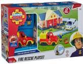 Fireman Sam Rescue Playset