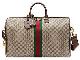 Gucci Men's Large Ophidia GG Carry-On Duffle
