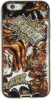 Nicole Miller Comic Tiger iPhone Case