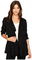 BB Dakota Ernst Rayon Twill Double Layer Jacket Women's Coat