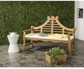 west elm Ornate Outdoor Bench