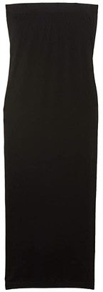 Wolford Aurora Modal Tube Dress (Black) Women's Clothing