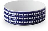 L'OBJET Perlee Bleu Deep Serving Bowl, Medium