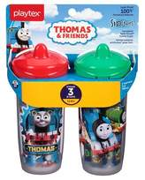 Playtex Sipsters Thomas & Friends Stage 3 Insulated Spout Sippy Cups 9oz 2 Pack