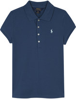 Ralph Lauren Logo cotton polo shirt 7-14 years