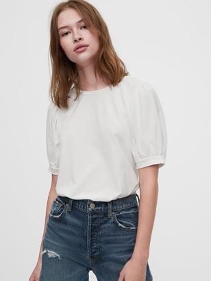 Gap Puff Sleeve T-Shirt