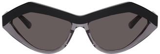 Bottega Veneta Black Original-07 Sunglasses