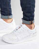 Asics Gel-Lyte III Leather Sneakers HL6A2 0101