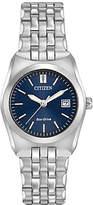 Citizen Women's Eco-Drive Date Bracelet Strap Watch