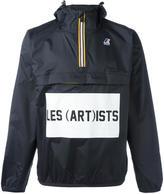 Les (Art)ists K-Way X logo print jacket - unisex - Polyamide - M