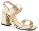 Marc Jacobs Women's Emilie Block Heel Sandal