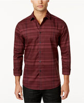 INC International Concepts Men's Tipton Plaid Shirt, Only at Macy's