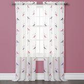 Lush Decor Elena Sheer Curtains - 54'' x 84''
