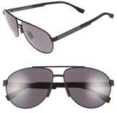 BOSS 63mm Polarized Sunglasses