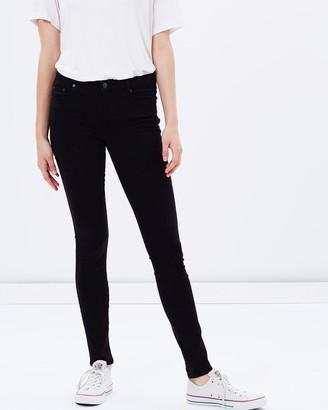 Nobody Denim Geo Skinny Jeans