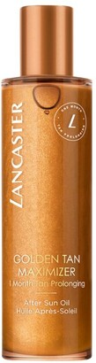 Lancaster Golden Tan Maximizer After Sun Oil (125Ml)