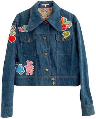 Olympia Le-Tan Olympia Le Tan Blue Denim - Jeans Jackets
