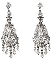 Ben-Amun Women's Ben X Belle Epoque Swarovski Crystal Chandelier Earrings