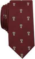 Bar III Men's Owl Conversational Slim Tie, Only at Macy's