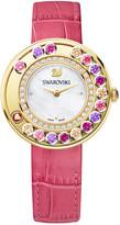 Swarovski Lovely Crystals Berry Pink Watch