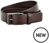 HUGO BOSS Sebe Leather Belt