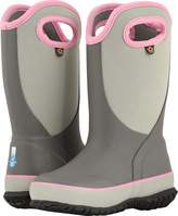 Bogs Kid's Slushie Waterproof Rubber Boys and Girls Snow Boot