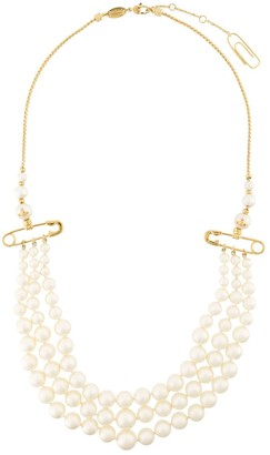 Vivienne Westwood Layered Short Necklace