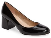 French Sole Women's 'Trance' Block Heel Pump