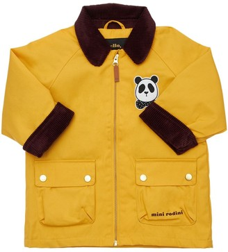 Mini Rodini Recycled Polyester & Cotton Jacket