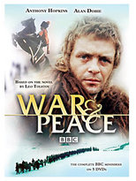 Koch Vision War & Peace (1973) Five-Disc DVD Set