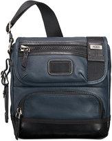 Tumi Men's Barstow Leather Crossbody Bag