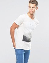 United Colors Of Benetton Oversized T-shirt With Nordic Print