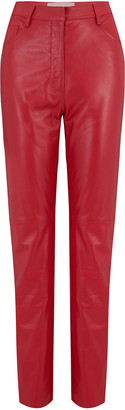 Gushlow & Cole Leather Trousers