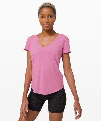 Lululemon Love Tee V