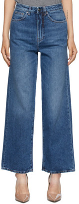 Totême Blue Flair Jeans
