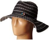 Betsey Johnson Lace Panama Hat