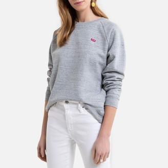 Levi's Crew-Neck Logo Sweatshirt in Cotton