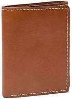 Nash For Men Heritage Leather Trifold Wallet